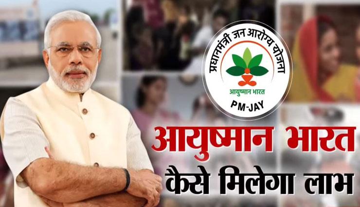 क्या है 'आयुष्मान भारत योजना', घर बैठे इस तरह पता करें कैसे उठा सकते है इस योजना का लाभ