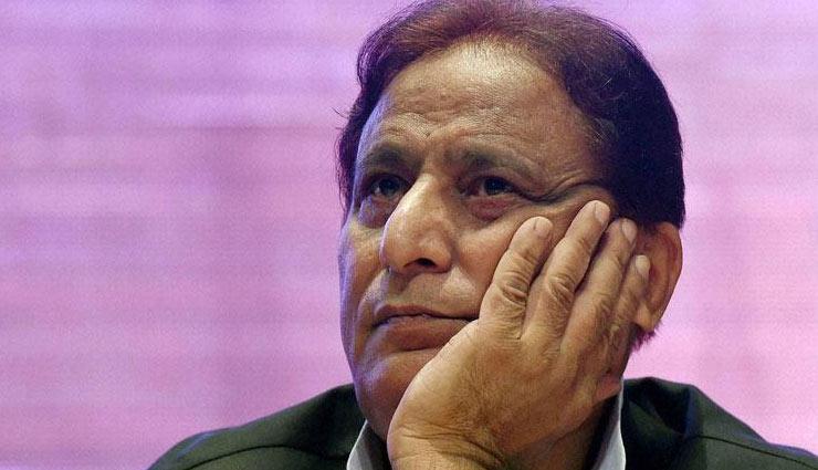 जब इंटरव्यू में पूछा- बताओ आजम खान पर क्या-क्या आरोप लगे हैं और कितने मुकदमे चल रहे