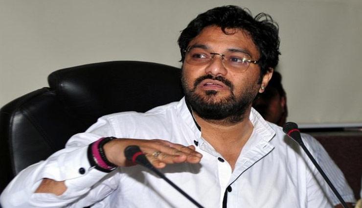 भाजपा सांसद बाबुल सुप्रियो ने किया ट्विट कहा - 'आएगा तो राहुल गांधी ही...'