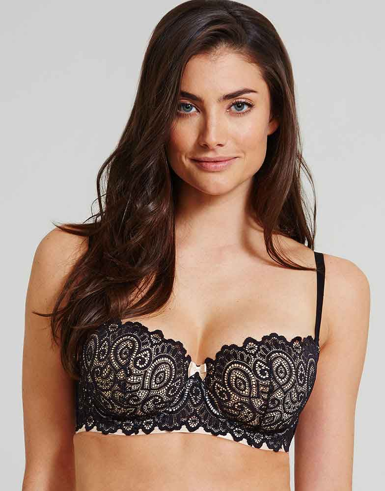 types of bra,bra,balconette bra,deep plunge bra,bandeau bra,shelf bra,fashion tips