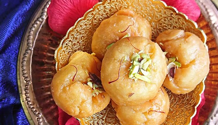 Recipe- Traditional North Indian Dessert Balushahi