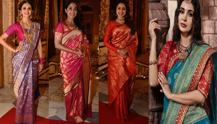 5 Stylish Banarasi Saree To Buy This Season
