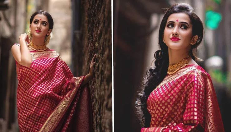 fashion tips,fashion tips in hindi,diwali special,diwali 2020,traditional saree look ,ज्योतिष टिप्स, ज्योतिष टिप्स हिंदी में, दिवाली स्पेशल, दिवाली 2020, ट्रेडिशनल साड़ी लुक