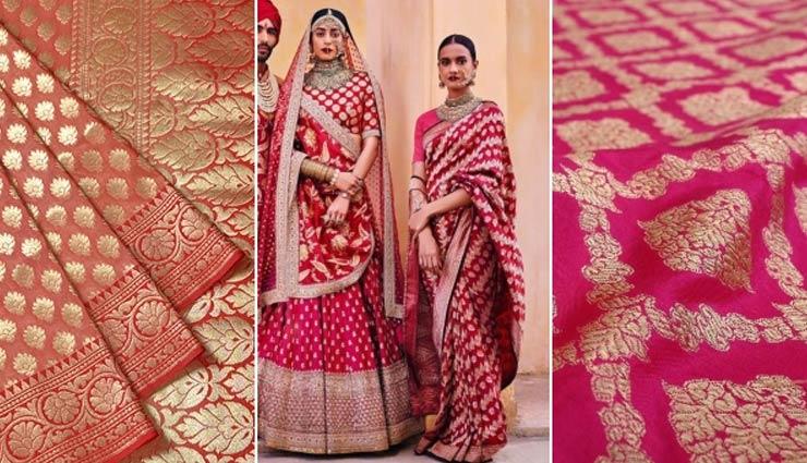 stylish banarasi saree,different banarasi saree,fashion tips,latest fashion trends,butta banarasi saree,cut-work banarasi saree,patola banarasi saree,zari work banarasi saree,banarasi cotton silk saree