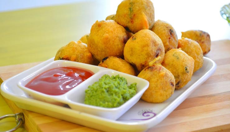 मुबंई स्पेशल बटाटा वड़ा बढ़ाएगा मॉनसून का मजा, लें स्वाद का चटकारा #Recipe