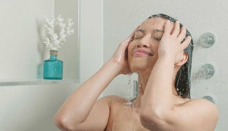 health benefits of bathing with cold water,Health tips,bathing with cold water