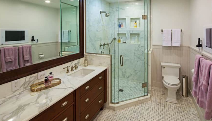 keep the bathroom hygienic,bathroom hygiene,household tips,home decor,bathroom ,बाथरूम क्लीनिंग, होम डेकोर टिप्स,हाउसहोल्ड