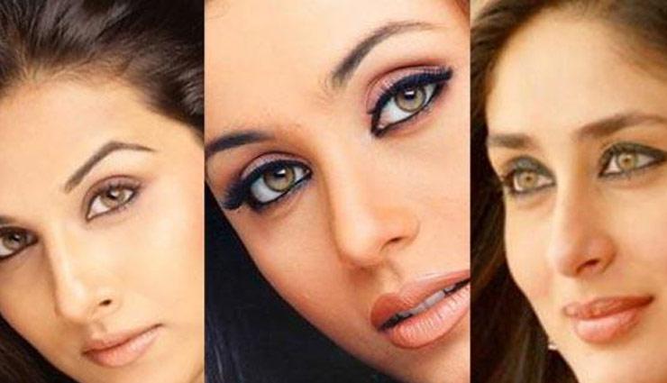 इन मेकअप टिप्स कि मदद से बनाये अपनी आँखों को बड़ा और आकर्षक