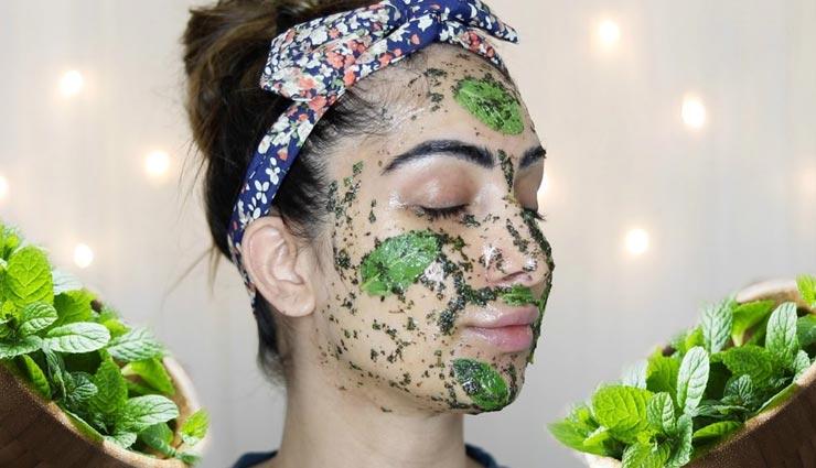 beauty tips,beauty tips in hindi,skincare tips,mint face pack,beautiful skin ,ब्यूटी टिप्स, ब्यूटी टिप्स हिंदी में, त्वचा की देखभाल, पुदीने के फेसपैक, खूबसूरत चेहरा