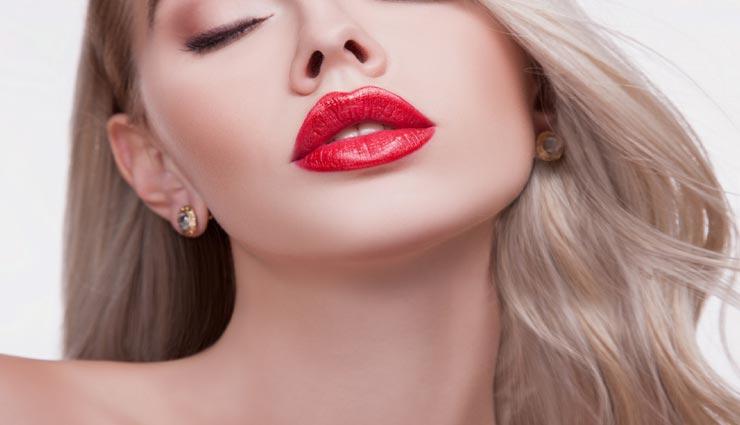 होंठों की सुंदरता बनती है चहरे का आकर्षण, इसके लिए आजमाए ये घरेलू उपाय
