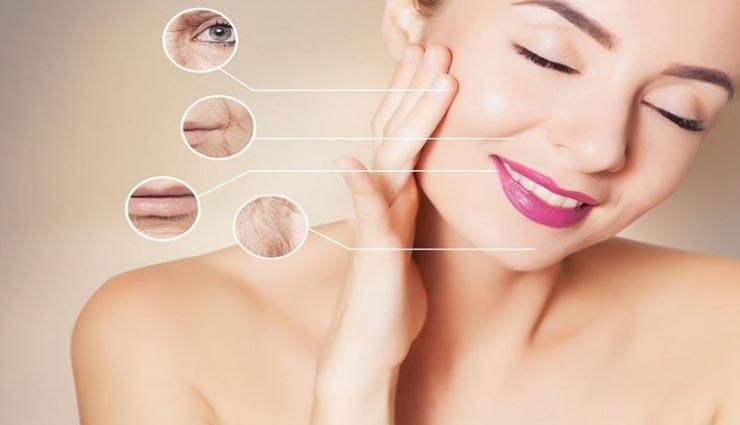 क्या लटकने लगी है आपकी भी त्वचा, इन 4 प्राकृतिक चीजों से लाएं कसावट