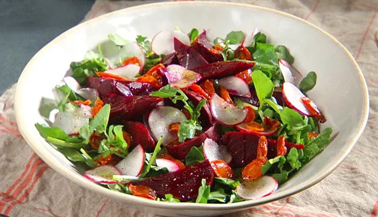 Recipe- Carrot Beet Grapefruit Salad