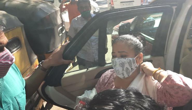 Drug Case : कॉमेडियन भारती और उनके पति को NCB ने लिया हिरासत में, ड्रग्स लेने का आरोप