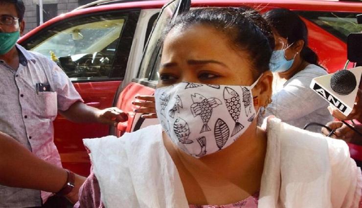 कॉमेडियन भारती सिंह को NCB ने किया गिरफ्तार, घर से बरामद हुआ 86.5 ग्राम गांजा