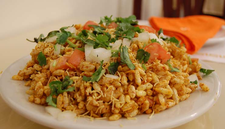 Recipe- Make Your Evening Best With Bhel Puri