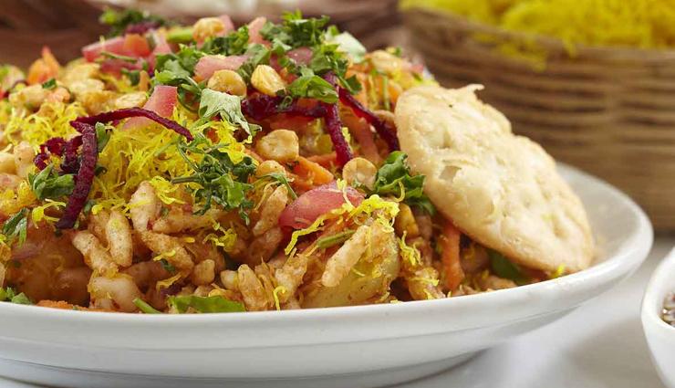 Recipe- Mumbai Chawpatty Style Bhel Puri