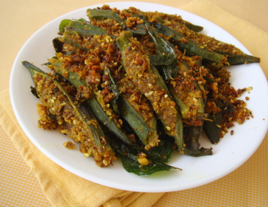 Recipe- Bhindi Fry For Holiday Special