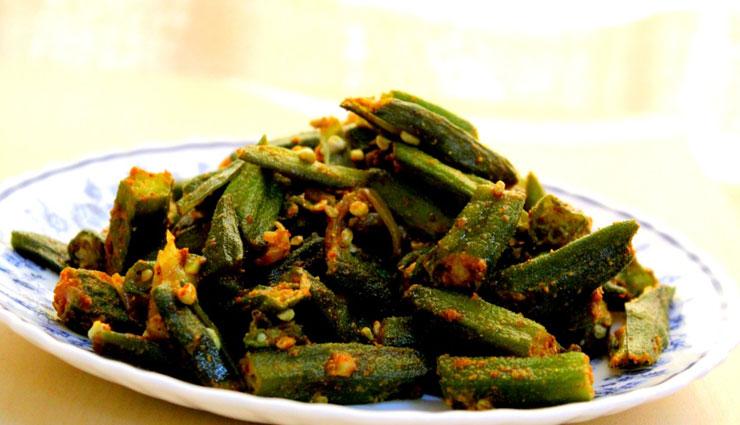 bhindi masala,bhindi recipe,main course recipe