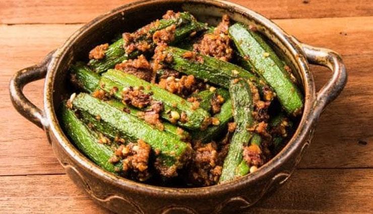 Recipe- Easy To Make Bhindi Masala