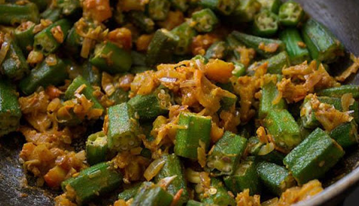 Recipe- Kids Special Pyaz Wali Bhindi
