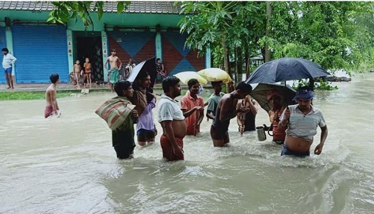 flood in bihar,flood in assam,flood in meghalaya,heavy rain in kerala,death in flood,death due to flood in bihar,death in bihar flood,monsoon report,weather report,news,news in hindi , बिहार में बाढ़, बिहार में बारिश, दरभंगा बाढ़, सीतामढ़ी बाढ़, मधुबनी बाढ़, असम में बाढ़, मेघालय मे बाढ़, असम बाढ़ 2019, बिहार बाढ़ 2019
