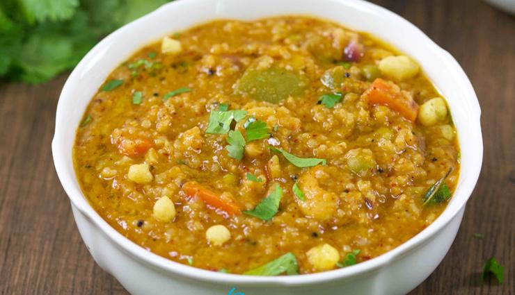 bisi bele bhath,bisi bele bhath recipe,hunger struck,food,easy recipe