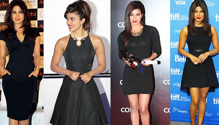 5 Ways To Wear Black in Bollywood Style