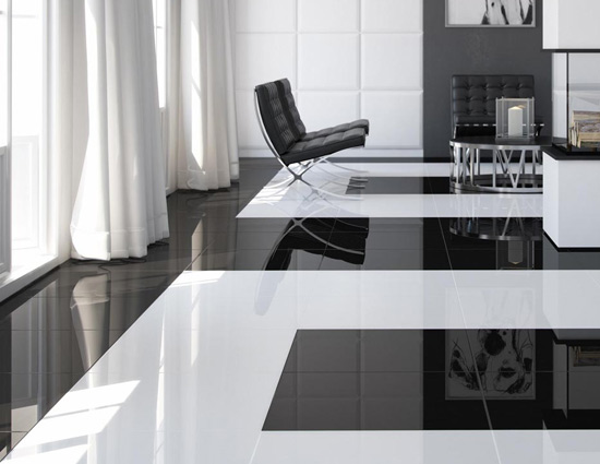 These 5 Tips Will Help You Maintain Black Floor Tiles Shine
