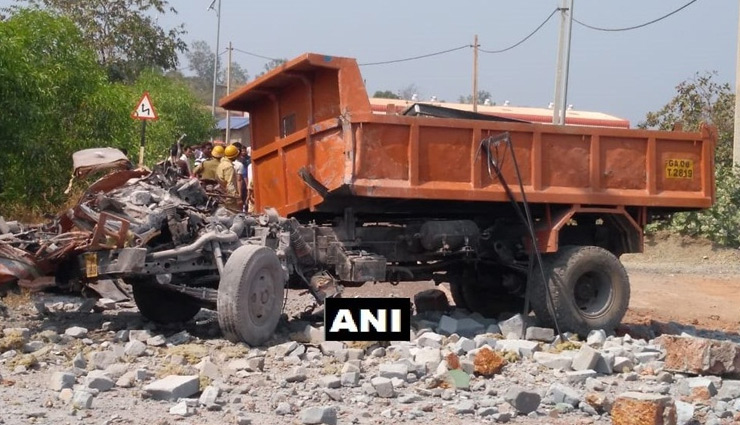 9 hurt in blast at cement block manufacturing factory in Goa