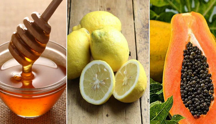 potato and lemon face mask,mint and turmeric face mask,curd and besan face mask,green tea and honey face mask,orange peel and milk face mask,papaya honey and lemon face mask,home remedies,home remedies to get rid of blemishes,skin care tips,beauty tips,homemade face masks