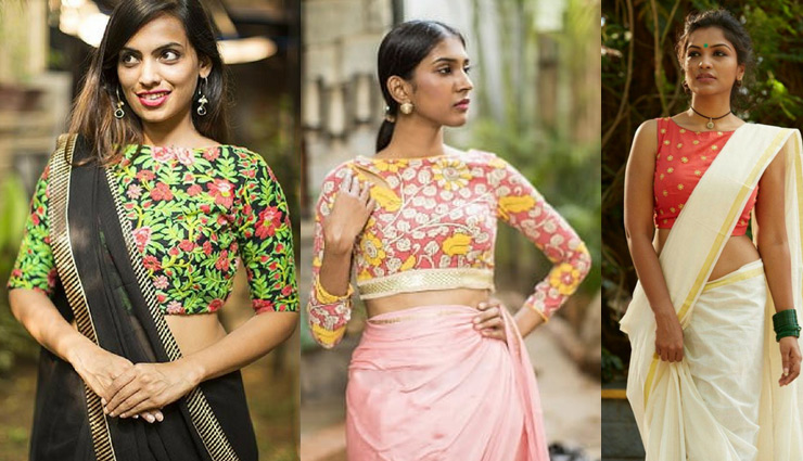 5 Boat Neck Blouse Designs To Try This Wedding Season