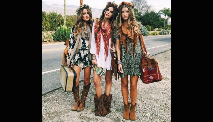 5 Tips To Get Perfect Boho Chick Look