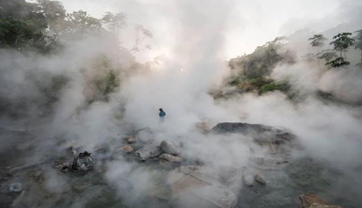 क्या हैं अमेजन के जंगल की इस उबलती नदी का रहस्य?