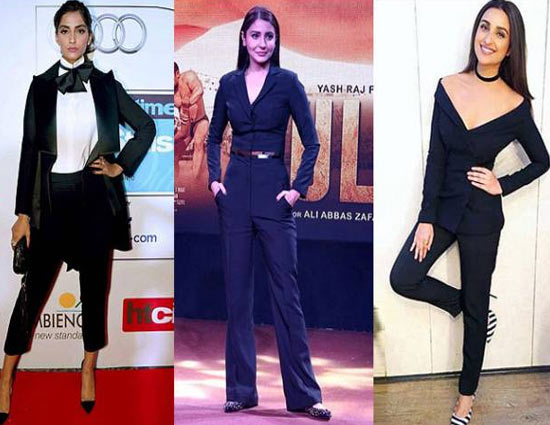 Go Fearless in Formals This Winters With Bollywood Divas