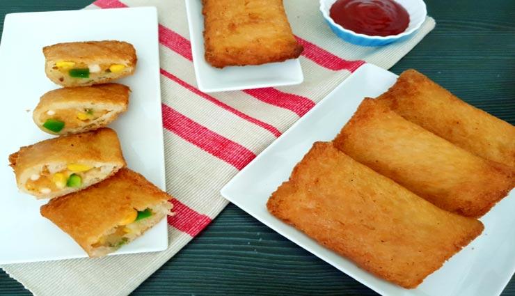 बरसात का मजा बढ़ाएंगे 'ब्रेड पिज़्ज़ा पॉकेट्स', जानें बनाने का तरीका #Recipe