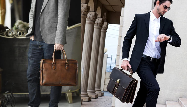 stylish bags for men,different bags for men,men bags,types of bags,fashion tips,fashion trends ,पुरुषो के लिए बैग्स,अलग अलग तरह के बैग्स, फैशन टिप्स, बैग्स का फैशन