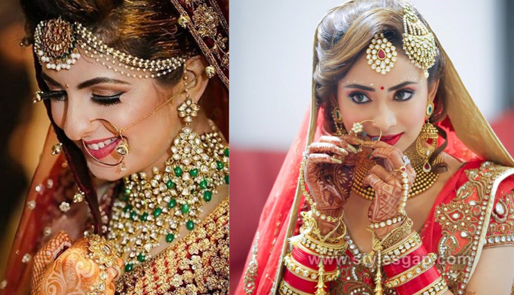 5 Jewellery Pieces Every Bride Must Own For Wedding
