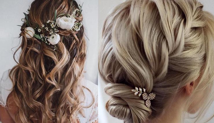 latest hair trends for brides,hair styles for brides,bridal hair trends,fashion tips for brides,brides to follow these latest hair trends ,फैशन टिप्स, फैशन ट्रेंड्स, हेयर स्टाइल, ब्राइड फैशन टिप्स, ब्राइड्स को भा रहे है  बालो के ये लेटेस्ट ट्रेंड्स
