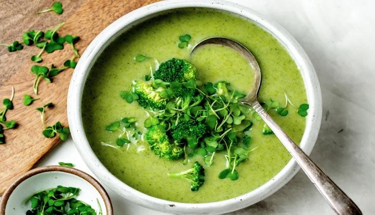 broccoli soup recipe,recipe,recipe in hindi,special recipe