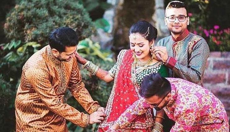 बहन की शादी में भाई के ऊपर रहती है बड़ी जिम्मेदारियां, यूं करें इन्हें पूरा