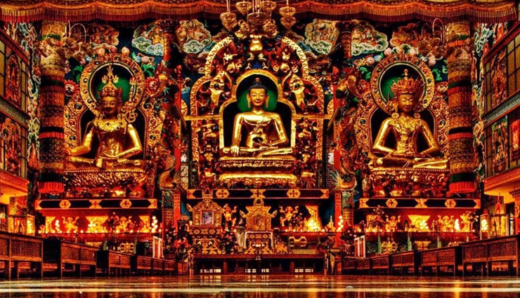 8 Most Famous Buddhist Monasteries in India
