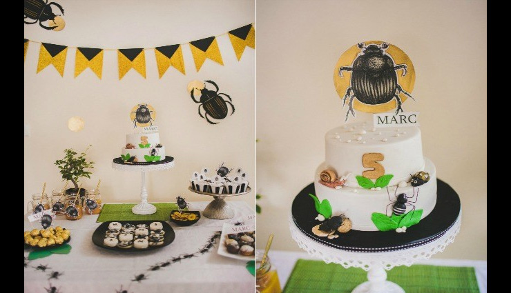 bug themed birthday party,birthday party theme,kids birthday party theme,kids birthday party