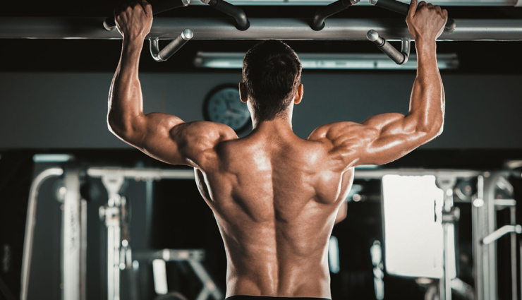 6 Foods Helpful To Build Muscles
