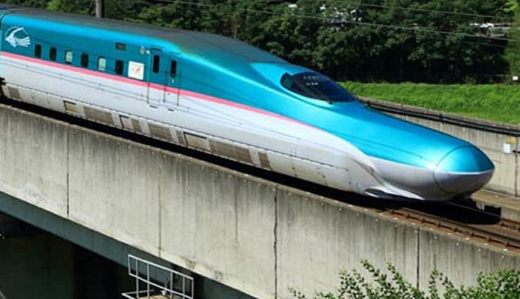 NRI From Germany Gives Land For Bullet Train Project in Gujarat