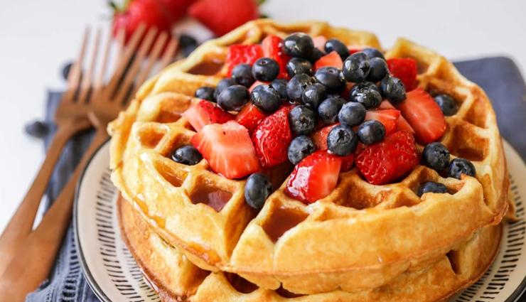 buttermilk waffles,waffle recipe,snacks recipe,dessert recipe