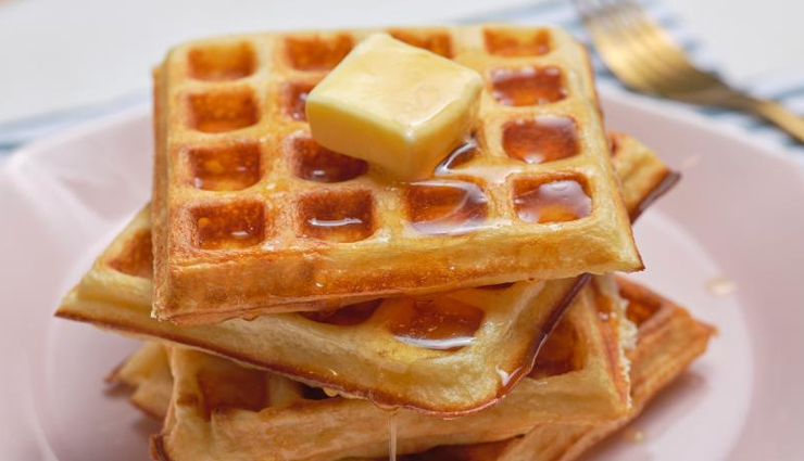 Recipe- Extra Crispy and Easy To Make Buttermilk Waffles