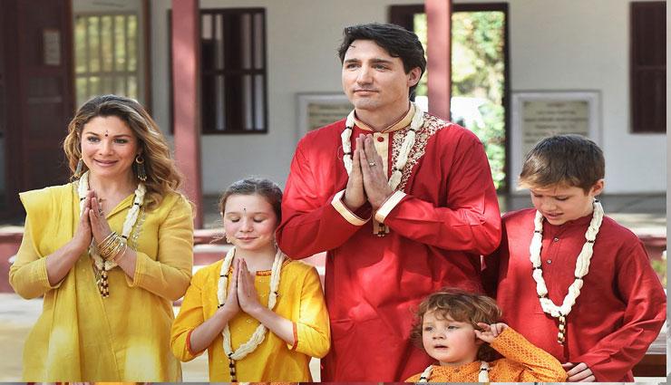 canadian prime minister justin trudeau,gujarat ,प्रधानमंत्री जस्टिन ट्रूडो