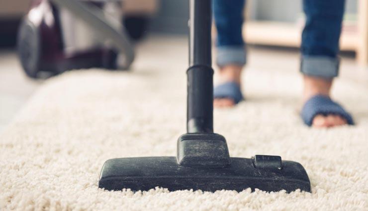 इस तरह करें घर पर ही दरी की सफाई, बचा सकेंगे अपना खर्चा