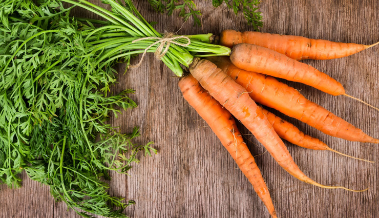 11 Reasons Why Carrot is Good For Your Health