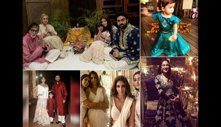 PICS- Bollywood Celebrity Kids Fashion During Diwali 2017